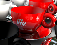 Illy Home Packaging Design