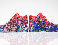 Shoe Illustration IV, 2014