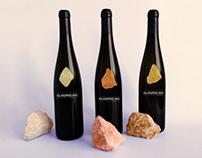 Figula vine label