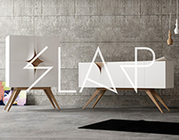 Slap furniture