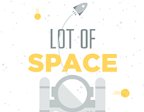Lot of space