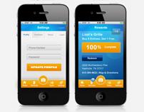 Telugo iPhone App | Business Software | Branding