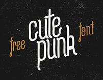 cutepunk :: typeface