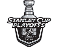 NHL Playoff 2014 Posters