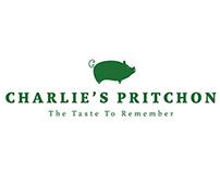 Charlie's Pritchon Branding