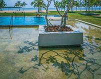 Beach Hotel Landscape