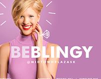 Midtown Plaza // Advertising