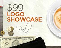 99$ Logo Designs - Part 1