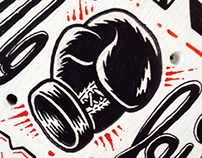 Broken Boards x Boxing