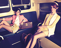 Edit Mag / Louis Vuitton adv / May 2013