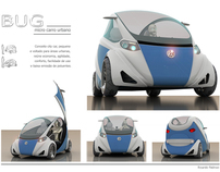 BUG Electric City Car