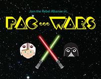PAC-WARS JavaScript Game