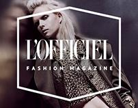 L'Officiel Fashion Magazine