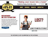 Mr Fix-It Website