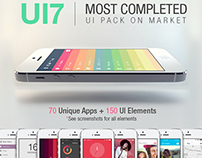 UI7 - Mobile UI / Phone Apps