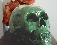 Emerald Skull
