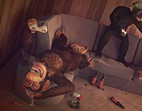 Crazy Apes