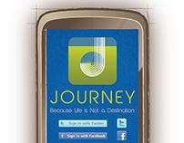 Journey (Mock App)