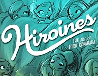 Hiroines Cover
