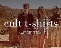 Cult | Website