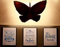 Typography Exhibition - May 2014, Timisoara