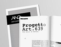 Arte Non Definibile | il marchio, un brand
