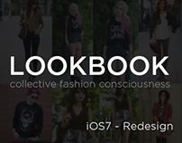 Lookbook - iOS7 Redesign