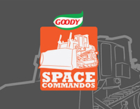 Goody Space Commandos Option 02