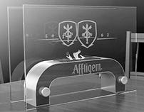 Affligem – Premium on-premise POS material