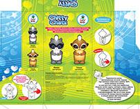 Дизайн упаковки для игрушки