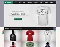 Shirtbox Woocommerce