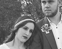 Experimental Bohemian wedding