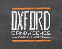 Oxford Sandwiches
