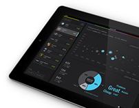 Information Visualization: App Design Concept