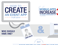 Infographic: How to Create an Event App