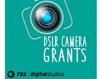 PBS Digital Studios Camera Grants
