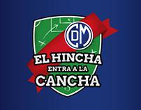 El Hincha Entra a la Cancha- Deportivo Municipal