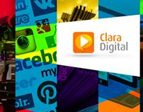 Clara digital - Apresentação