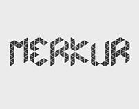 Merkur Typeface
