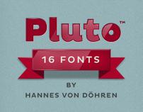 Pluto (Typefamily)