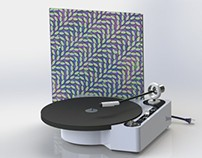 Record Player Concept