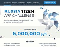 Russia Tizen App Challenge
