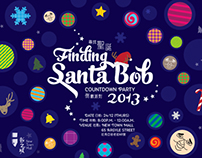 Event Promotion -  Finding Santa Bob Countdown Party
