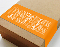 Proposed Packaging Box Sleeve