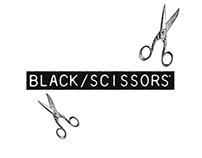 Black / Scissors