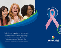 ARS Palic Salud / Breast Cancer Campaign