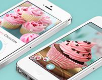 Cupcake IOS iPhone App