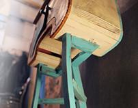 decorative dresser