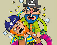 Really, Really Bad Pirates