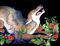 Red Wolf + White Wolf 2011